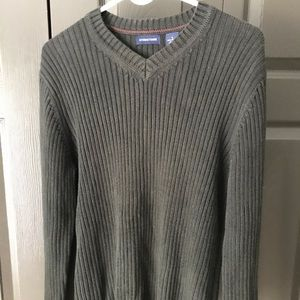 Sweaters - Men's pull over sweater